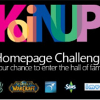Koinup Homepage Challenge