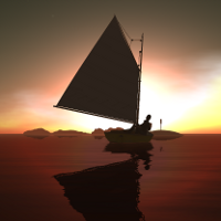 Beauty of Sailing