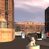 Virtual Towns