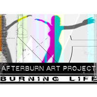 afterburn art project