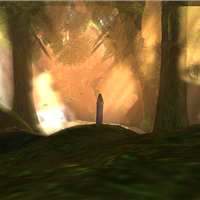 Virtual Nature in Second Life