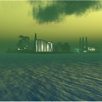 Four Bridges in Second Life