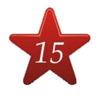 15 + Favorites