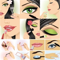 Makeup in Second Life