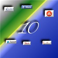 10 Social Shares!