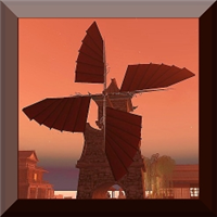 Windmills & Watermills