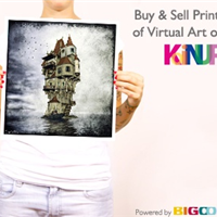 Sell &amp; Buy Prints of Virtual Art on Koinup