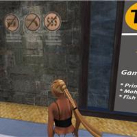 Second Life Beta Aditi