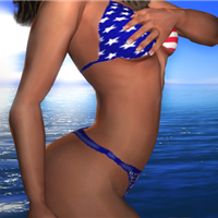 Hot Metaverse Bikini Babes!