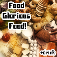Food Glorious Food [+ drink]