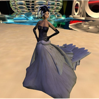 Virtual Evening Wear