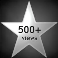 500+ Views