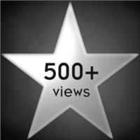 500+ Views