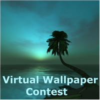 Virtual Wallpaper Contest