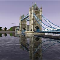 Virtual London in Twinity