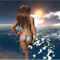 Bikini Babes in SL &amp; OS