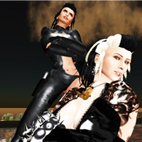 Second Life Females