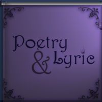 Poetry &amp; Lyric
